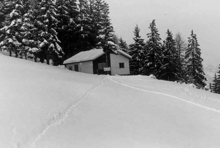 Hütte 1968