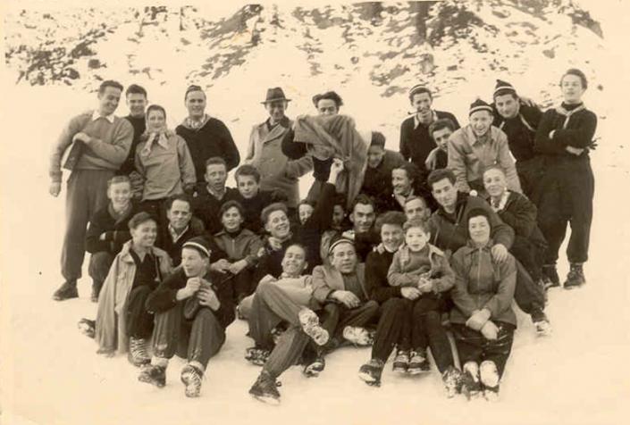 Vereinsrennen 1956